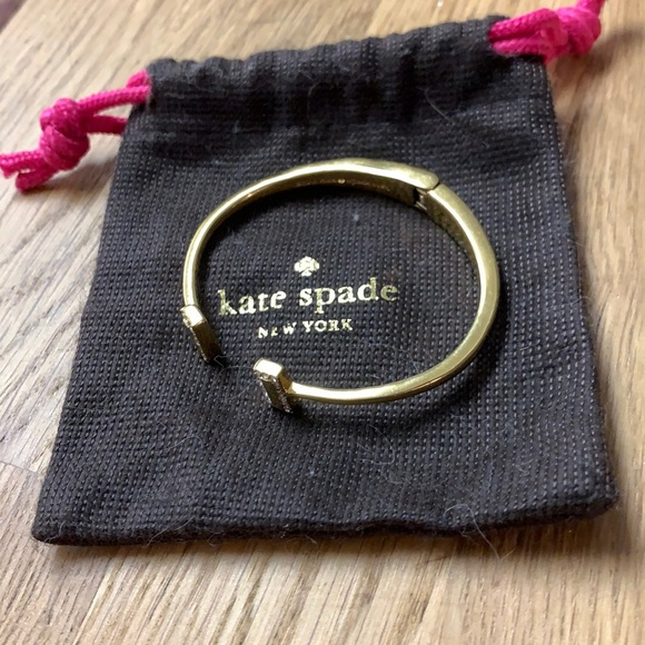 KATE SPADE Gold Cuff Bracelet